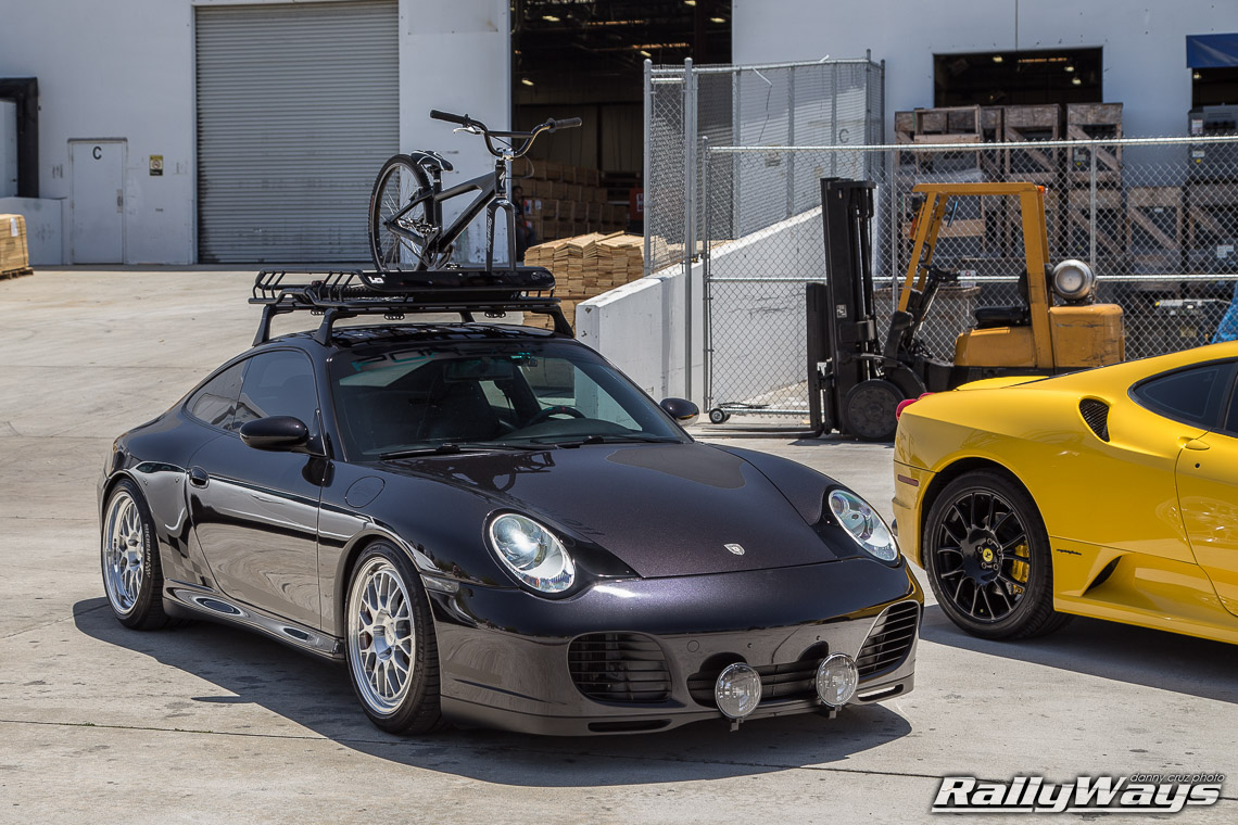 Porsche 911 Roof Racks Debacle Rallyways