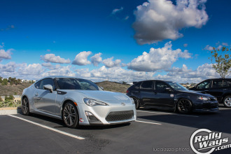 Scion FRS 86 Face