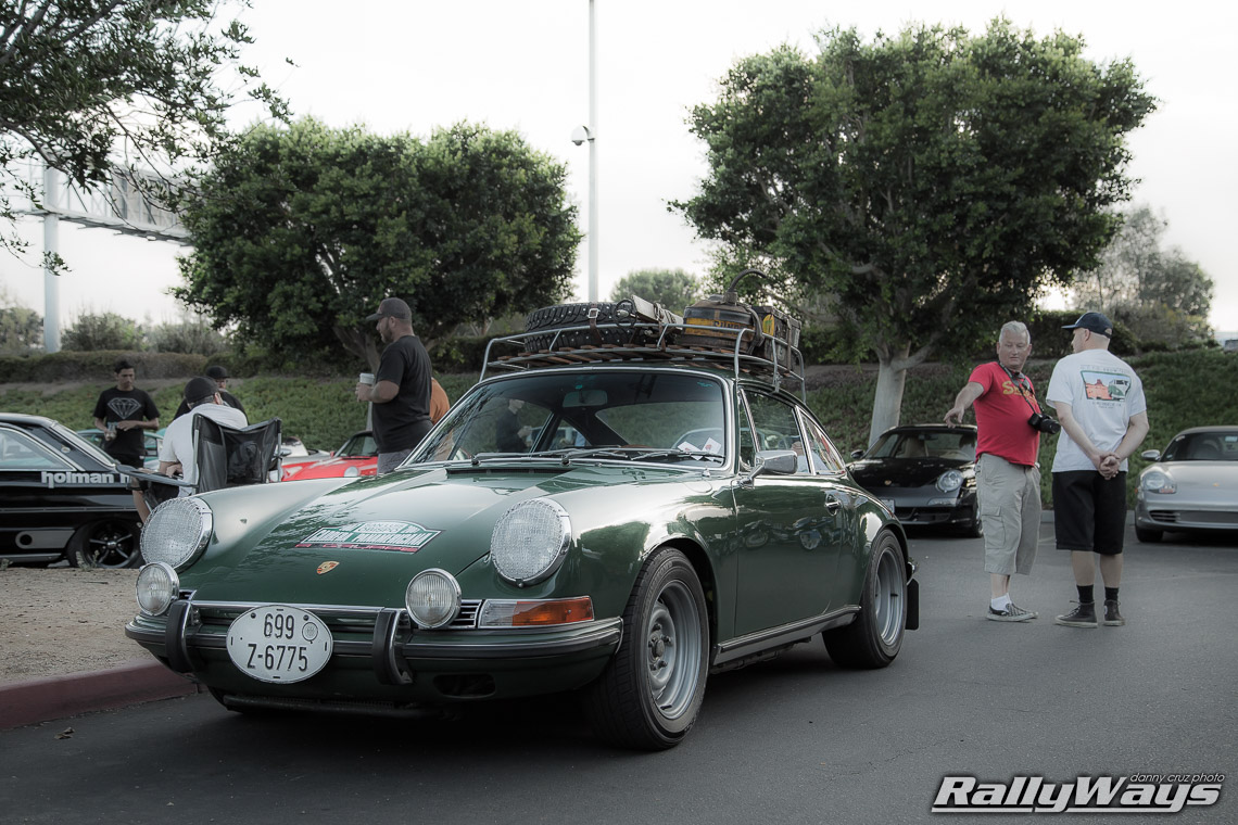 Porsche Roof Racks Debacle Rallyways