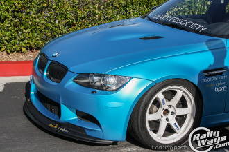 Volk Racing TE37 BMW M3 E92