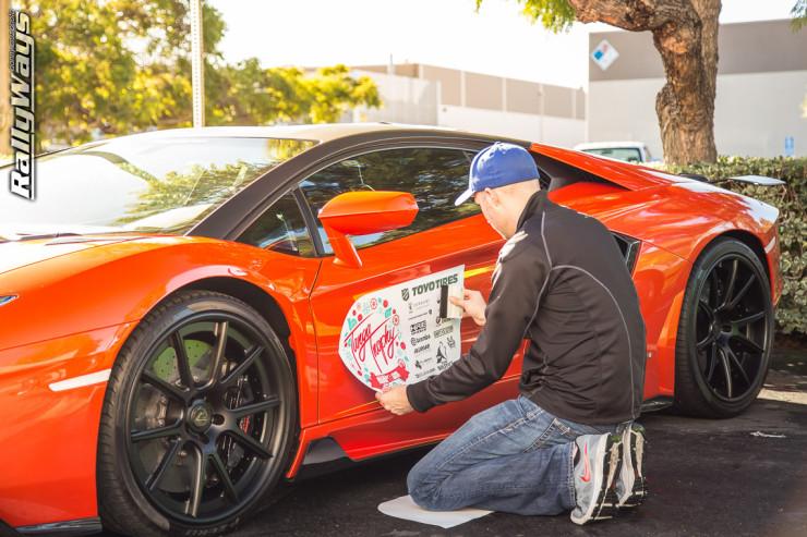 KI Studios Graphics Vorsteiner Lamborghini Aventador