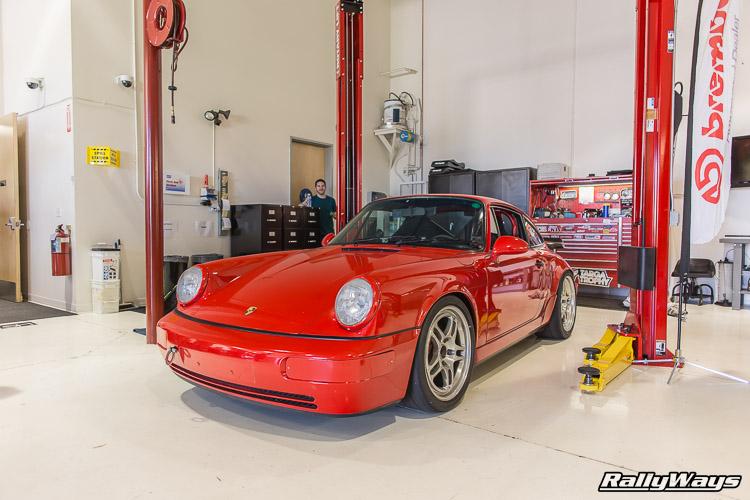 HG Motorsports Porsche 964