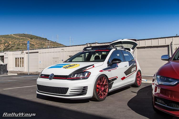 APR Volkswagen GTI MK7