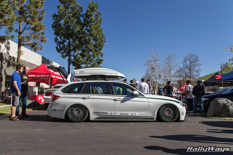 Toyo Tires BMW F31 VonDoom Wagon