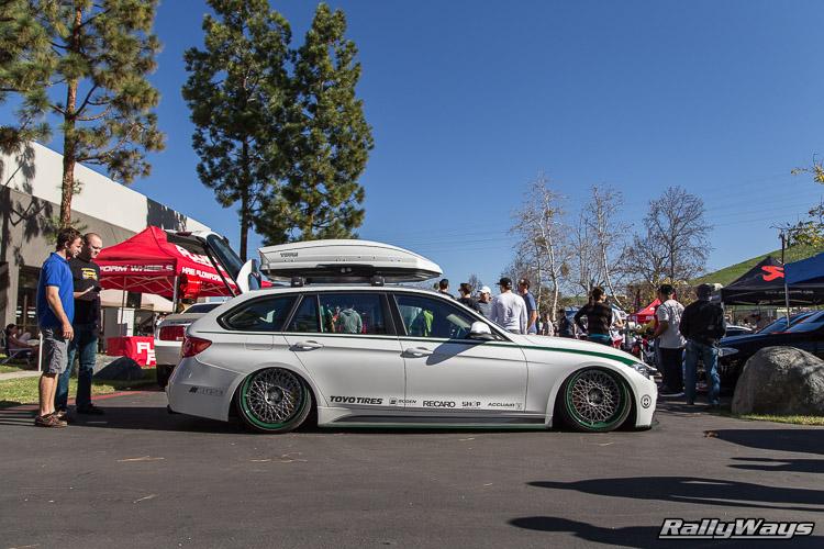 Toyo Tires BMW F31 VonDoom Wagon