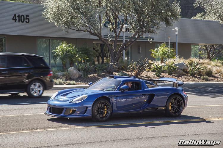 Gemballa Porsche Carrera GT HGMS