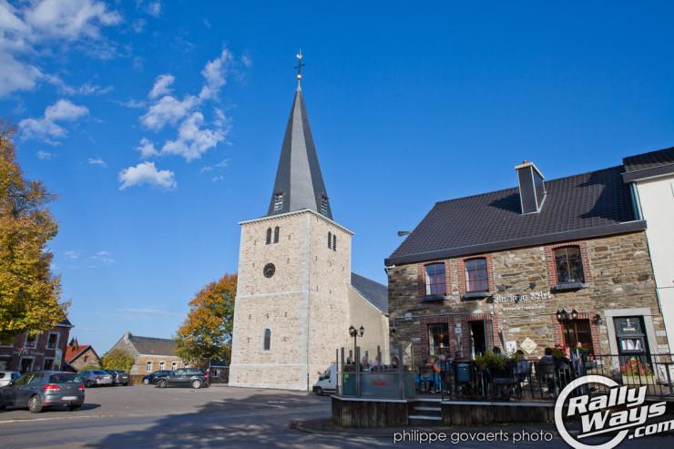 Belgian Ardennes Cozy Towns