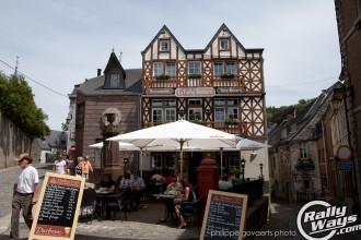 Belgium Ardennes Tea Room