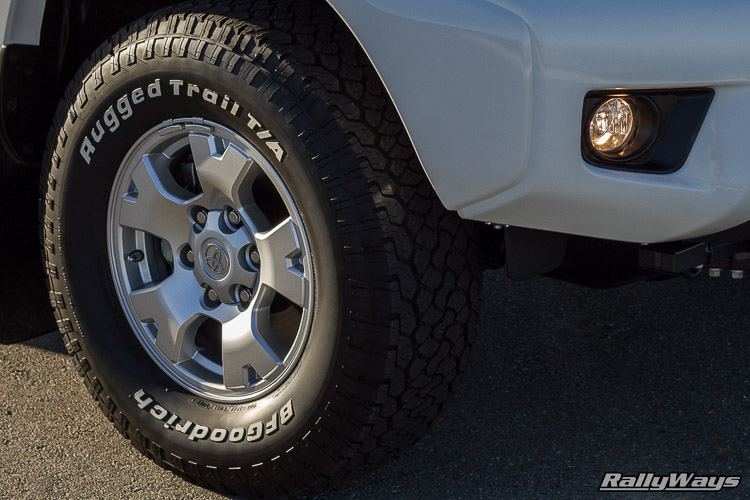 Clean Trucks Tires - The Awesome Result