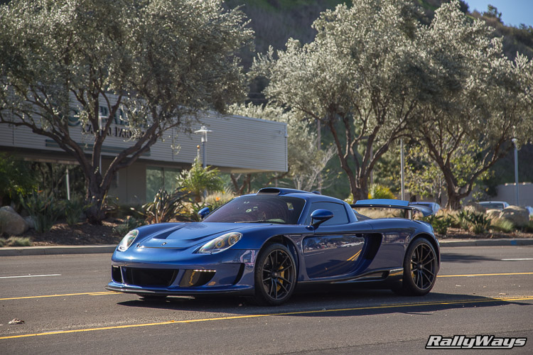 Gemballa Porsche Carrera GT at HG Motorsports