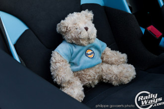 Gulf Gasoline Teddy Bear