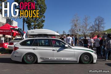 HG Motorsports Open House Car Show Fun