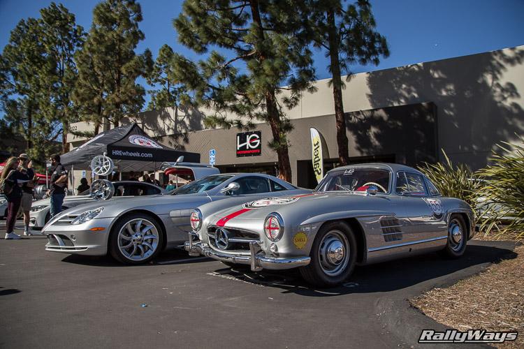 HG Motorsports Super Mercedes Lineup