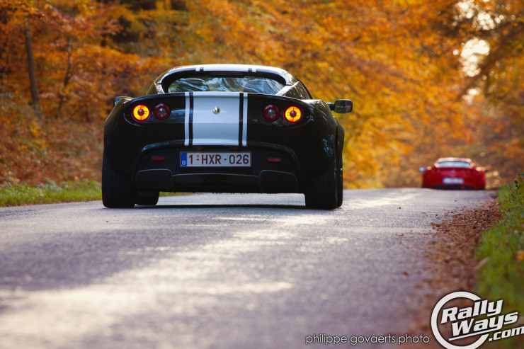 Lotus Elise 111R Right Hand Drive