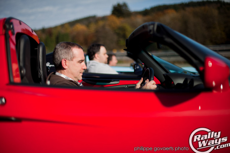 Ardent Red Lotus Elise
