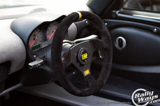 OMP Steering Wheel Lotus Elise