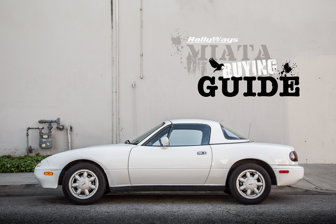Miata Buying Guide Inspection Check List