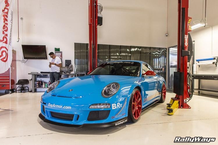 RapArmor - Gus' Porsche 911 GT3