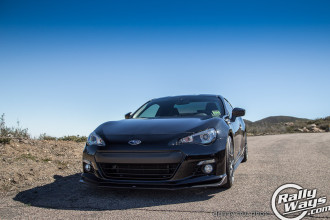 Subaru BRZ Front End Look