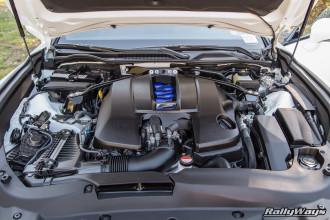 Lexus RC F 5.0 Liter V8 Engine