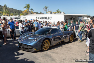 Pagani Huayra 730S Edition at Symbolic Cars and Coffee