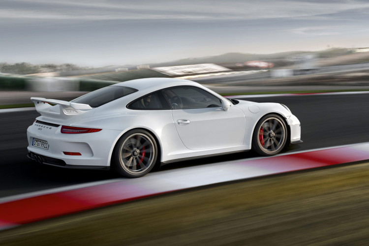 Porsche's Future Looks Turbo-Charged