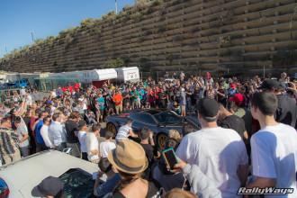 Symbolic Motors Pagani Huayra Crowd
