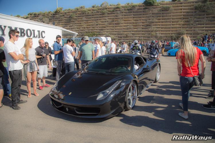 Ferrari 458 Italia at Symbolic