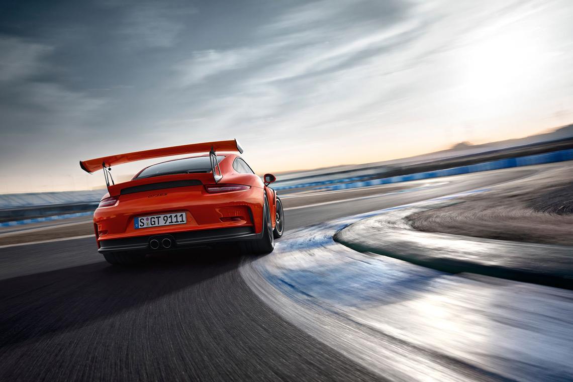 Porsche 991 GT3 RS Geneva Motor Show Reveal
