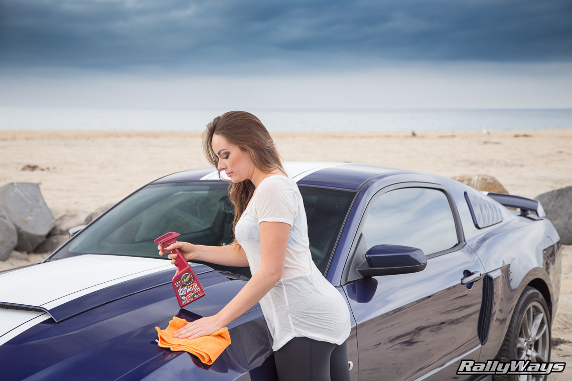 Quick Car Detailing Tips