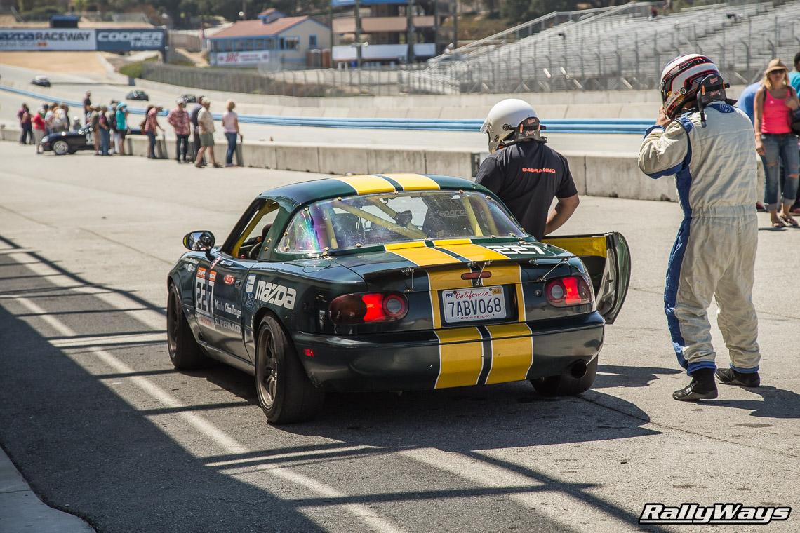 Take Your Miata Racing Today