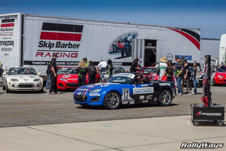 Mazda MX-5 Cup / Skip Barber Racing School