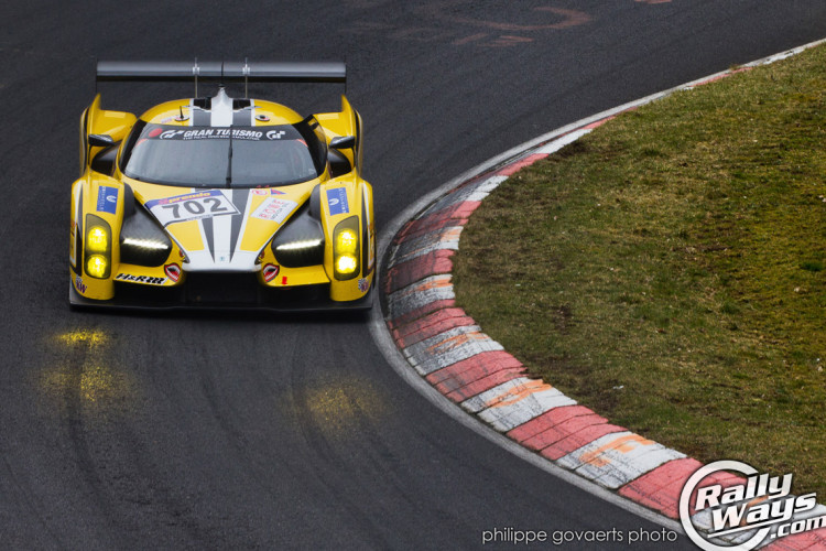 Full SCG003 Attack at the Nürburgring