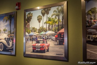 Classic Cars by RallyWays at Applebee's San Marcos
