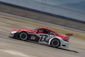 Blackstar Racing Porsche 911 GT3 Cup Car