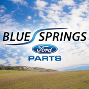 Blue Springs Ford Parts Logo