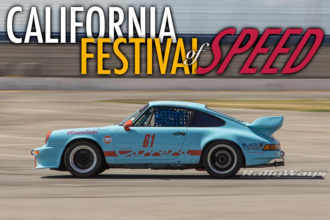 Porsche Racing at California Festival of Speed