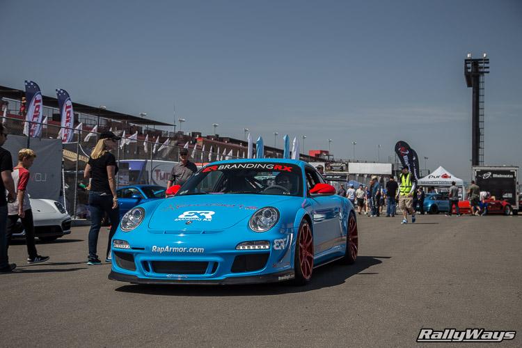 Branding RX Porsche 911 GT3