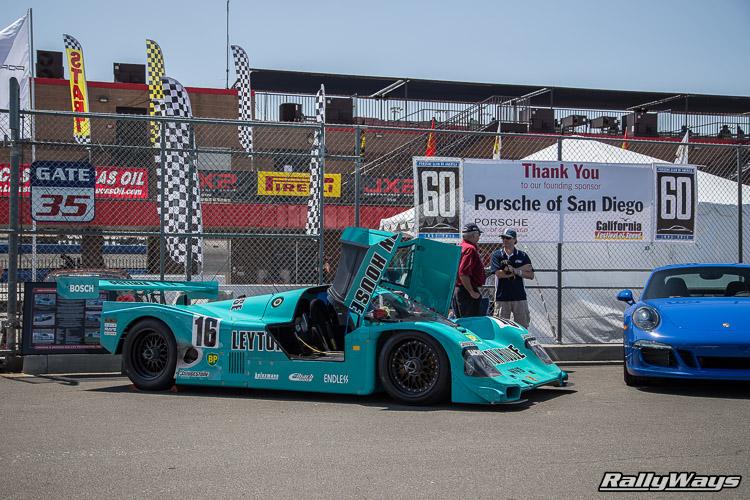 Historic Porsche Racer