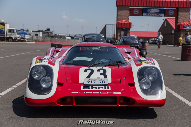 Porsche 917 California Festival of Speed