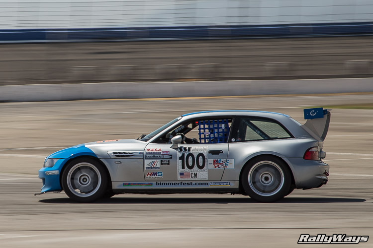Clown Shoe BMW M Coupe Racing