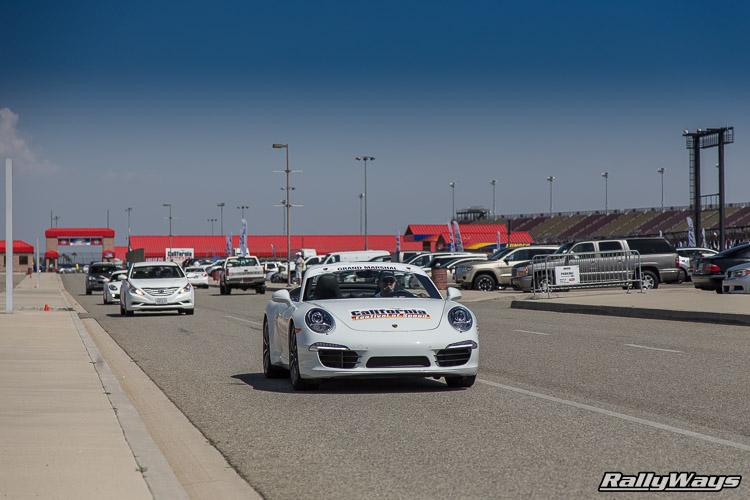 CFOS Grand Marshal Porsche 991