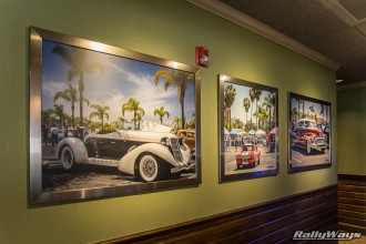 Classic Car Photography at Applebee's San Marcos