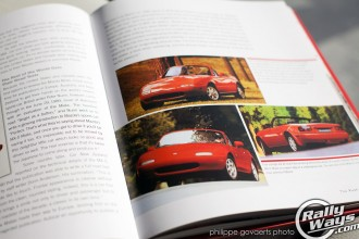 Miata Book Sample - Mazda MX-5 Miata: Twenty Five Years 3
