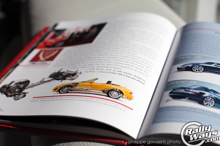 Miata Book Sample 5 - Mazda MX-5 Miata: Twenty Five Years