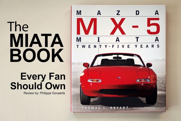 The Miata Book Every Fan Should Own