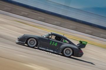 Tacky Sharp Porsche 993