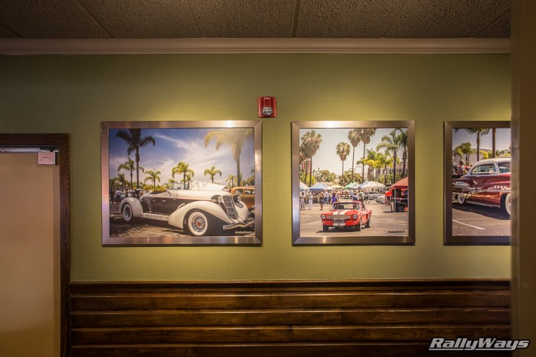RallyWays Car Photography at Applebee's San Marcos California