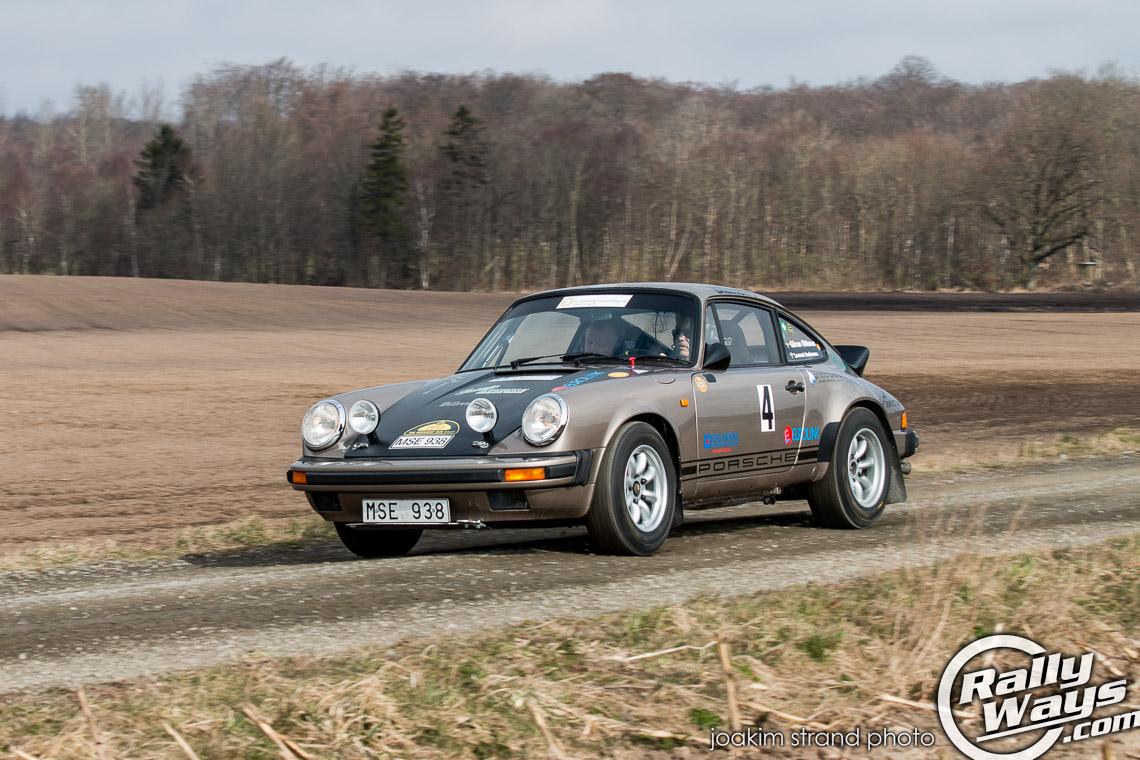 South Swedish Rally Car Photo Action Rallyways