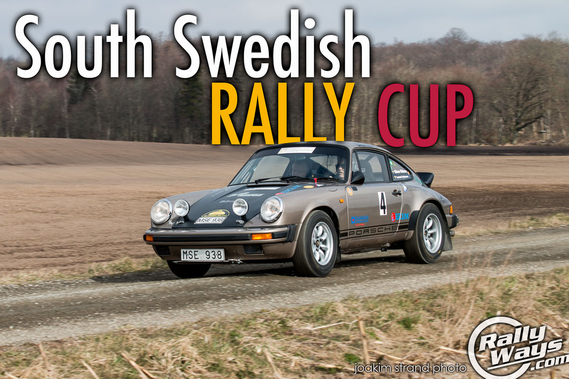 South Swedish Rally Car Photo Action Rallyways